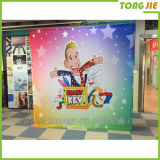 Pop up Wall Exhibition Equipment Vertical Banner Stands