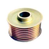 Peças de usinagem CNC com tratamento com zinco amarelo ou anodizado