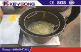 Machine de développement de pommes chips d'acier inoxydable