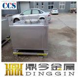 El tanque de dos pisos aislador modificado para requisitos particulares de la calefacción del acero inoxidable 1000L