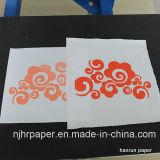 PU бумаги переноса Weeding собственной личности основал бумагу передачи тепла тенниски пленки темную для хлопко-бумажная ткани 100%