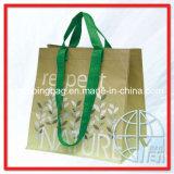 Pet recyclé des sacs de magasinage (ENV-PET012)