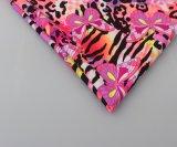 Chinesische Artnylonspandex-Badebekleidung gedrucktes Nylongewebe