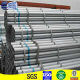 Tubulações estruturais de aço soldadas de Pregalvanized do aço suave 3 ''