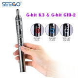 Il Cig elettronico del prodotto E di sanità della sigaretta di Seego G-Ha colpito il kit K3 da vendere