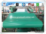 Fabriek die de Antistatische RubberMat van de Vloer, de Mat van de Lijst, ESD RubberMatten gebruiken