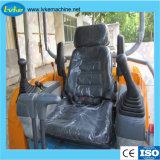 中国のブランドの構築機械小さいバックホウの小型クローラー掘削機の油圧坑夫