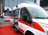 Emergency ICU Krankenwagen-Auto der Ford-Durchfahrt-/Krankenwagen für medizinische Ausrüstung des Verkaufs-Mslcy5