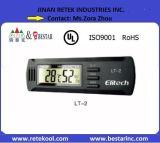 エアコンのためのDst-50のデジタル体温計のHygroの屋外/屋内クロック