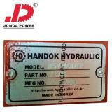 Mini pour les excavatrices Kobelco K5V140 de la pompe hydraulique