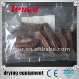 Una capa de alimentos/vibratorio de vacío fruta/vegetal secadora para productos farmacéuticos y químicos