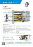 Slm-C Modèle de machine de trancheuse rembobineur de papier