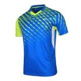 Kleding van de T-shirt van de Geschiktheid van de Sportkleding van de Koker van het Overhemd van de Gymnastiek van de Vrouwen van de Douane van de Manier van de hoogste Kwaliteit de Droge Geschikte Lopende Korte