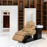 Luxe Elektrische Professionele kappersstoel populaire Styling Stylist stoel voor Kapsalon meubilair