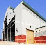 Costruzione prefabbricata del capannone della struttura d'acciaio da vendere