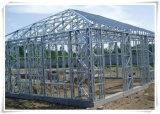 2017 최신 디자인된 가벼운 강철 구조물 별장 집