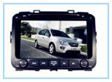 8 автомобиль DVD DIN дюйма 2 для KIA Carens