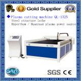 Hohe Genauigkeit CNC-Plasma-Ausschnitt-Maschinen-konkurrenzfähiger Preis