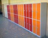 Farben-Gymnastik-Gebrauch-Digital-Schließfach-Speicher-Metalschließfach