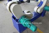 Rullo registrabile del serbatoio del rotatore della saldatura per il tubo 2-500t