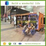 販売のためのプレハブの移動式食糧容器