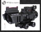 Fibra compata tática de Goliath 4X32 Riflescope do sistema ótico do vetor. Vista 223