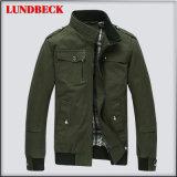 余暇のコートの人のための最もよい販売法の綿のジャケット