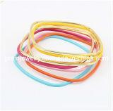 Multi-Capa Colorfule Pulseras Pulsera de plástico acrílico joyas pulseras de moda encanto Ecológico (PB-050)