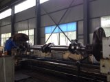 Soem-heiße Schmieden-Kurbelwelle mit der maschinellen Bearbeitung
