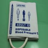 Wegwerfblut Pessure Einzeln-Schlauch NIBP Stulpe für Erwachsenen