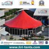 Tent van de Spanwijdte van de vervaardiging de Duidelijke voor het Huwelijk van de Luxe/Party/Kinds van Gebeurtenissen