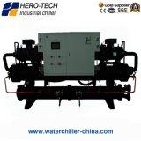Wassergekühlte Schraubenwasserkühler für die Spritzgießmaschine