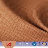 美しいデザイン高品質袋のための耐久PVC総合的な革ヘビYangbuck/Nubuck機械