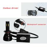 Acessórios de carro automotivo 9V-36V 48W 4800lm Farol H4 H7 H11 H13 Farol de LED automotivo