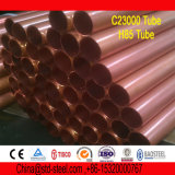 Tube en laiton rouge (C28000 C23000 C2300 Cuzn15)