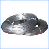 Precio de fábrica galvanizado electro de acero del alambre del soldado enrollado en el ejército del hierro del calibrador 4-32#