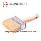Plafond de la poignée en bois de la brosse (HYC004)