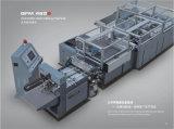 De Dekking die van het document Machine qfm-600b maakt
