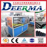 Verwendeter HDPE Rohr-Produktionszweig Strangpresßling-Maschine