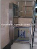 مصعد بيتيّة شاقوليّ كرسيّ ذو عجلات من مصعد