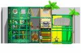 Beifall-Unterhaltungs-Dschungel-themenorientiertes Innenspielplatz-Gerät 20130222-020-C-1