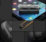 Nuevo mini auricular invisible sin hilos estéreo del receptor de cabeza del auricular del oído de Bluetooth