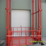 Plataforma Eléctrica Vertical de Carga Hidráulica para la venta