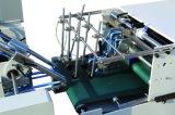 Eficiencia xcs-800PC de alta velocidad de la máquina de carpetas Encoladora