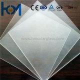 3.2mm Aangemaakt Vlak Laag PV van het Ijzer Glas voor Zonnepaneel met ISO, SGS, SPF