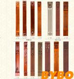 2017高品質の標準白いシェーカーのドア(純木の家具)