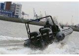Aqualand 35feet 10.50m steife aufblasbare Boote/Rippen-Fiberglas-Fischerboot (RIB1050)