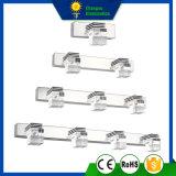3W baño de luz de lámpara espejo LED impermeable