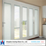 Vidrio laminado de seguridad/hoja de vidrio aislante para la construcción de puerta/ventana
