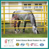 Сверхмощная горячая окунутая панель загородки лошади загородки фермы